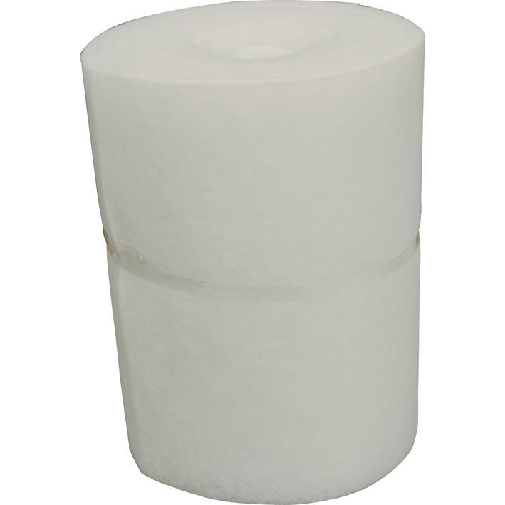 Filtro per Cappa In Rotolo 20mt X H40cm