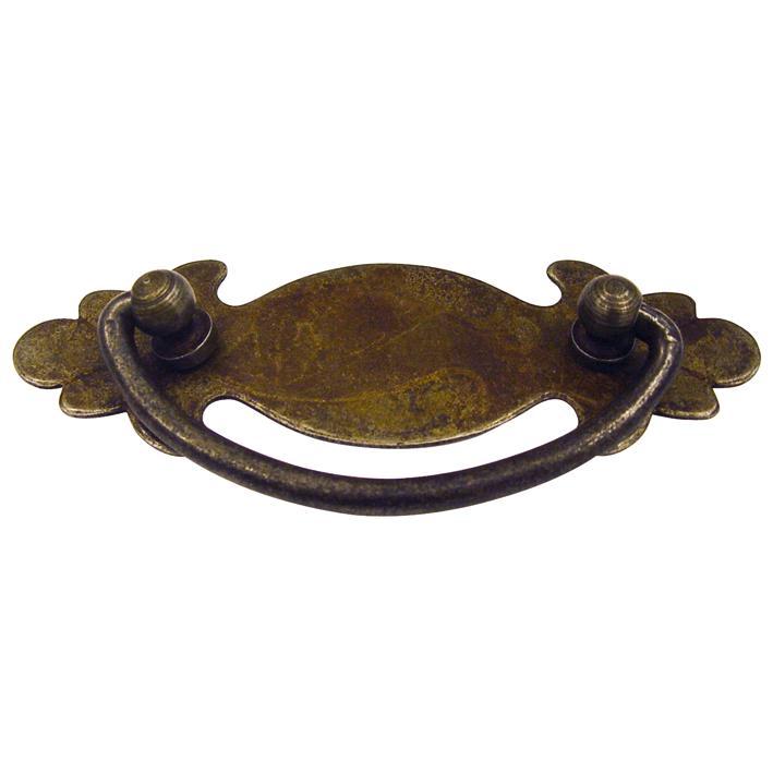 Maniglietta per mobili in ferro vecchio 06999 115mm