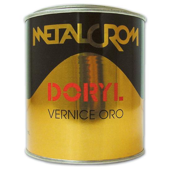 Vernice Doryl Metalcrom Lt.0,050 Oro Ricco