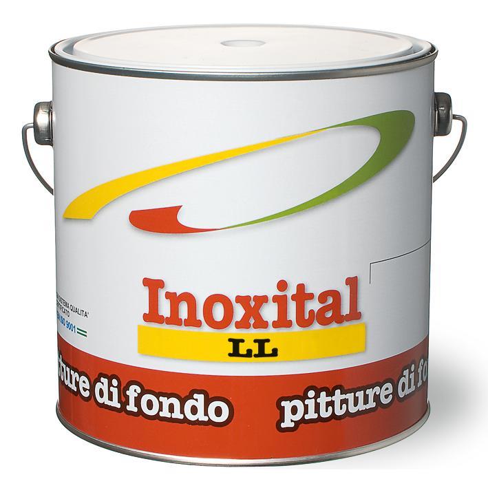Antiruggine Inoxital Ll Giallo Ocra 0,500   V