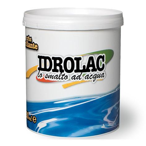 Smalto Idrolac Lucido Bianco  0,750 Lt. V
