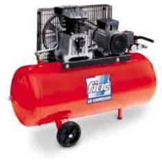 Compressore Fiac Cinghiato Trif. Lt100 Hp 2