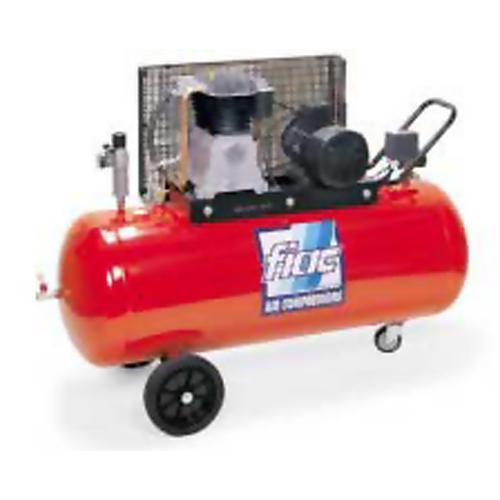Compressore CINGHIATO trifase 270 lt. 4 hp fiac