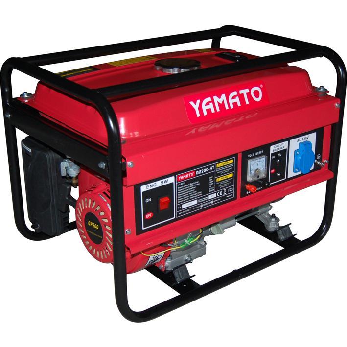 Motogeneratore Yamato