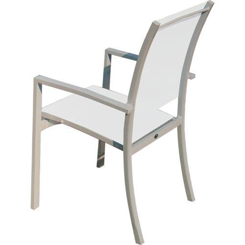 Sedia Alluminio/textilene