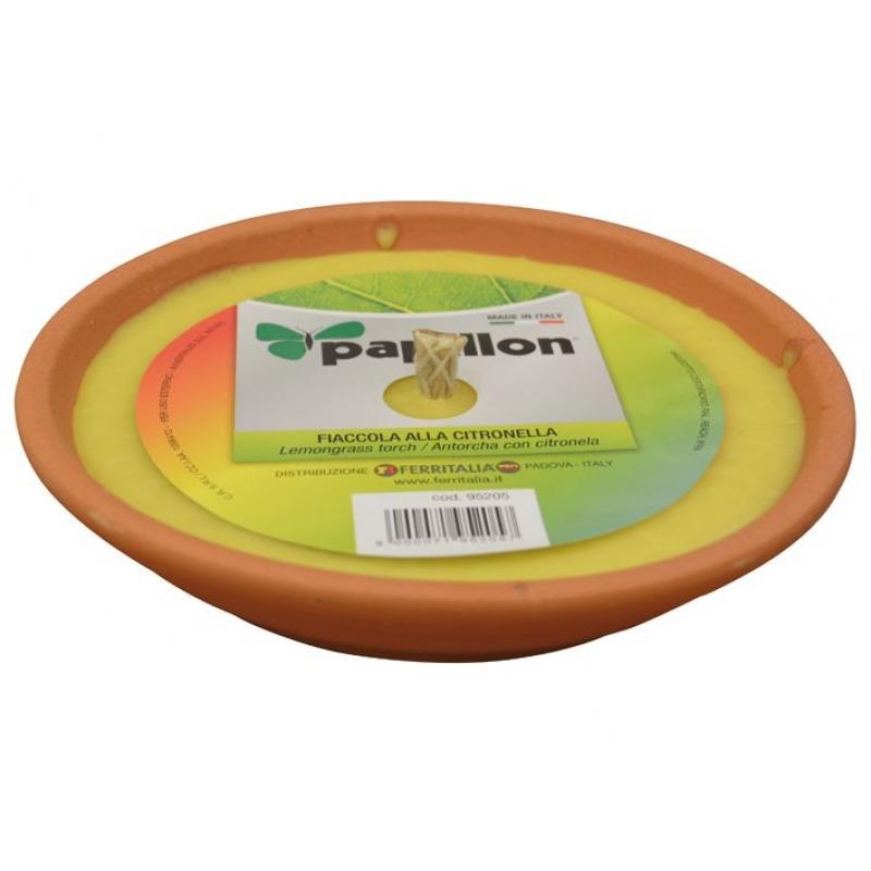 Citronella In Coccio Mm 175 Papillon - Cf. In Busta