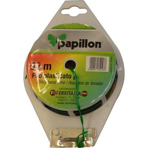 Filo Ferro Plastificato Dispenser 50mt - Cf. In Blister