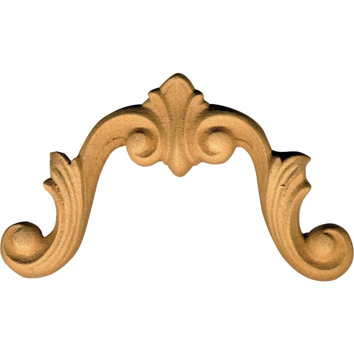 FREGIO per mobili in pasta di legno 034045 misura 97x60h mm.