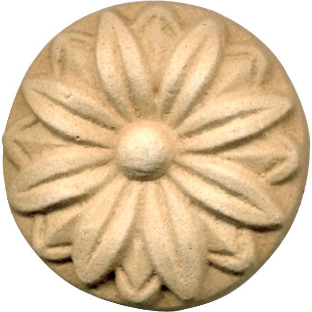 FREGIO per mobili in pasta di legno 034842 misura 62x62h mm.