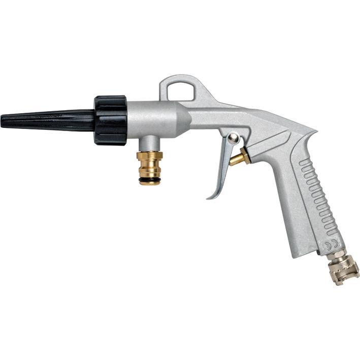 Pistola Lavaggio Aria-acqua Maurer Allum. Sabb.